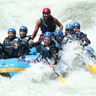 Lake District Whitewater rafting